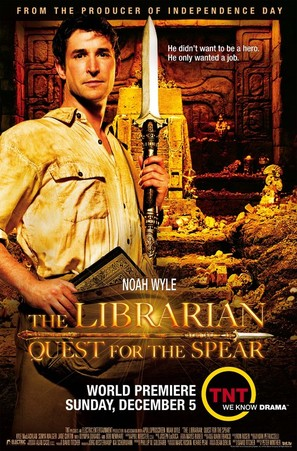The Librarian: Quest for the Spear - Movie Poster (thumbnail)