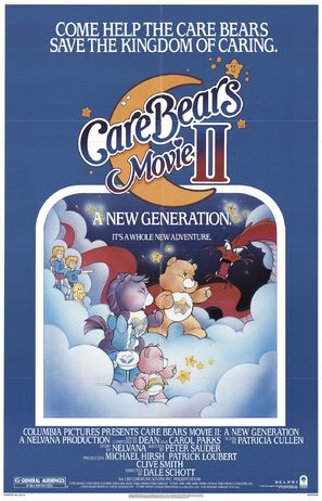 Care Bears Movie II: A New Generation - Movie Poster (thumbnail)