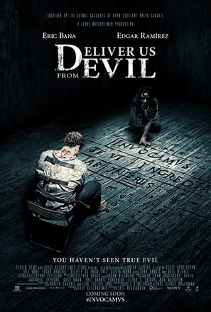 Deliver Us from Evil - Movie Poster (thumbnail)