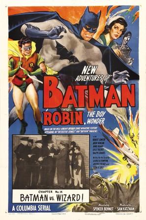 Batman and Robin - Movie Poster (thumbnail)