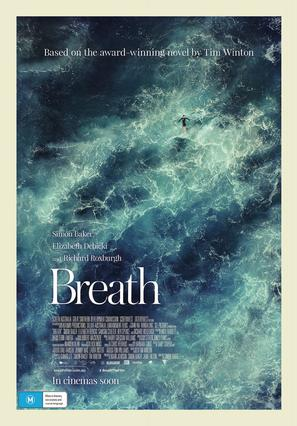 Breath - Australian Movie Poster (thumbnail)
