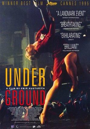 Underground - Movie Poster (thumbnail)