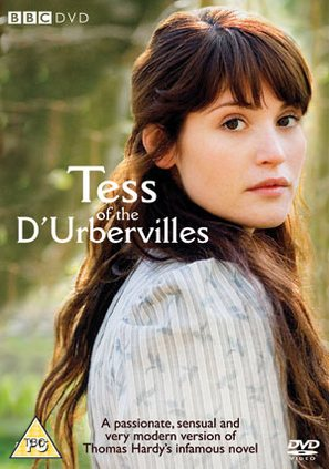 """""""Tess of the D'Urbervilles"""" - British Movie Cover (thumbnail)"""