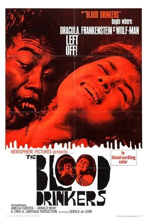 Kulay dugo ang gabi - Movie Poster (thumbnail)