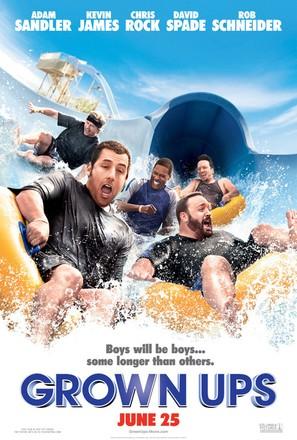 Grown Ups - Movie Poster (thumbnail)