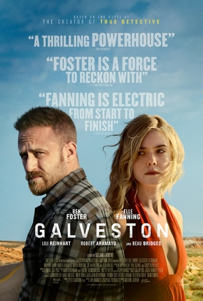 Galveston - British Movie Poster (thumbnail)