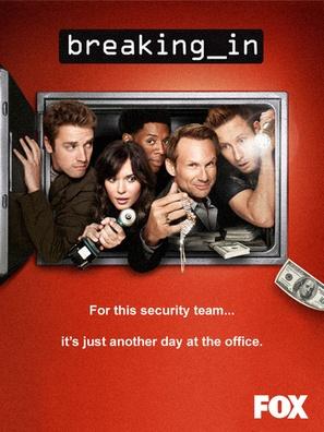 """Breaking In"" - Movie Poster (thumbnail)"