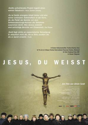 Jesus, Du weisst - German Movie Poster (thumbnail)