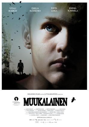 Muukalainen - Finnish Movie Poster (thumbnail)