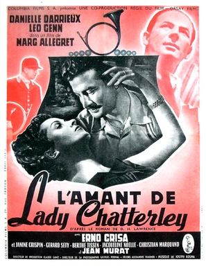 Lady Chatterly's minnaar