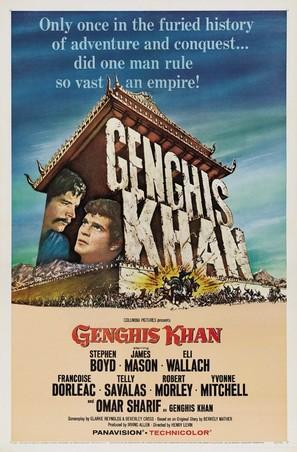 Genghis Khan - Movie Poster (thumbnail)
