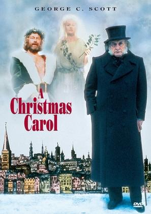 A Christmas Carol - DVD movie cover (thumbnail)