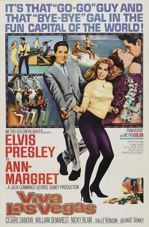 Viva Las Vegas - Movie Poster (thumbnail)