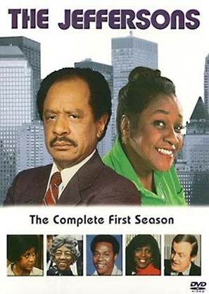 """The Jeffersons"" - DVD movie cover (thumbnail)"
