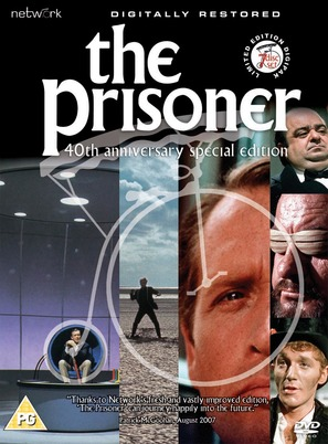 """Prisoner"" - British Movie Cover (thumbnail)"