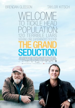 The Grand Seduction - Canadian Movie Poster (thumbnail)