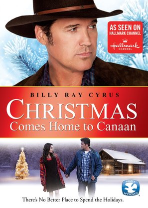 Christmas Comes Home to Canaan - DVD movie cover (thumbnail)