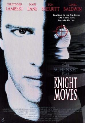 Knight Moves - Movie Poster (thumbnail)