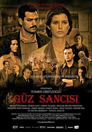 Güz sancisi - Turkish Movie Poster (thumbnail)
