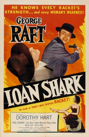 Loan Shark - Movie Poster (thumbnail)