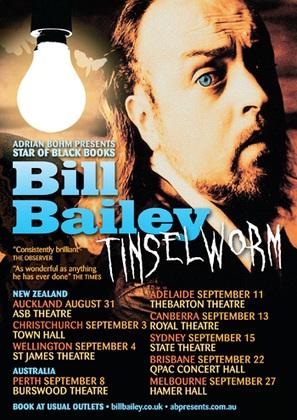 Bill Bailey: Tinselworm