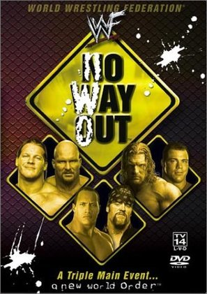 WWF No Way Out - Movie Cover (thumbnail)