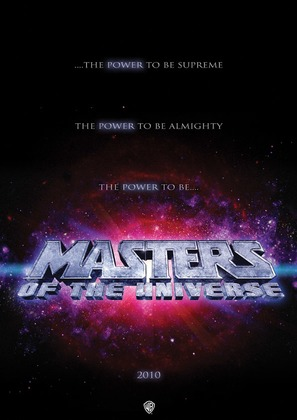 Masters of the Universe - poster (thumbnail)