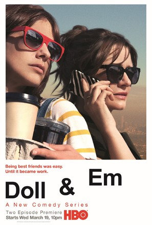 """Doll & Em"" - Movie Poster (thumbnail)"