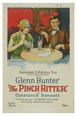 The Pinch Hitter - Movie Poster (thumbnail)