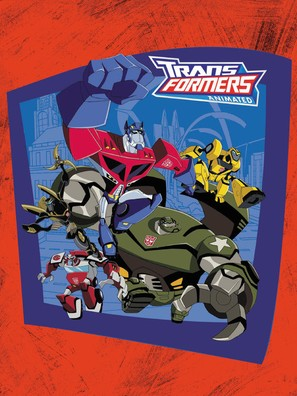 """Transformers: Animated"" - Movie Poster (thumbnail)"