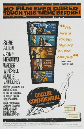 College Confidential - Movie Poster (thumbnail)