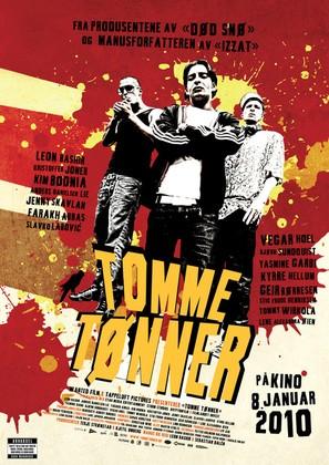 Tomme Tønner - Norwegian Movie Poster (thumbnail)