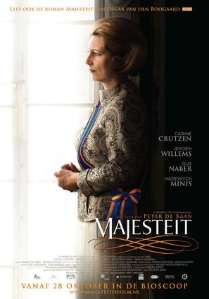 Majesteit - Dutch Movie Poster (thumbnail)