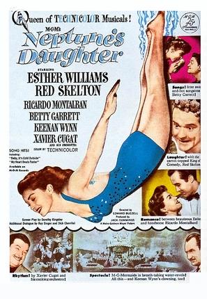 Neptune's Daughter - Movie Poster (thumbnail)