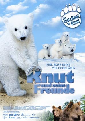 Knut und seine Freunde - German poster (thumbnail)