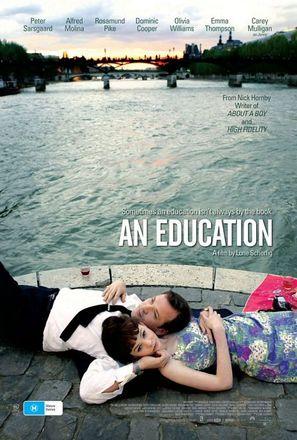 An Education - Australian Movie Poster (thumbnail)