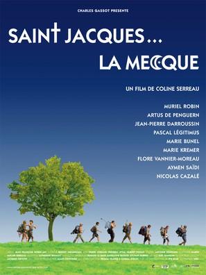 Saint-Jacques... La mecque - French Movie Poster (thumbnail)