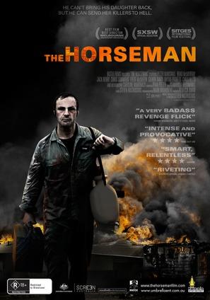 The Horseman - Australian Movie Poster (thumbnail)