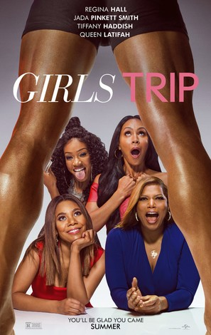 Girls Trip - Movie Poster (thumbnail)