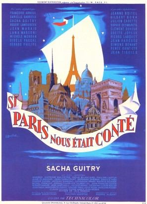 Si Paris nous ètait contè