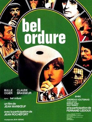 Bel ordure - French Movie Poster (thumbnail)