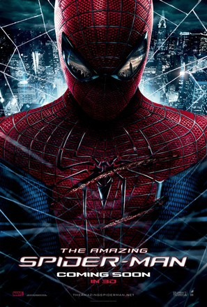 The Amazing Spider-Man - Movie Poster (thumbnail)