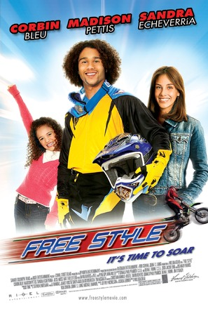 Free Style - Movie Poster (thumbnail)