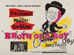 Broth of a Boy - British Movie Poster (thumbnail)