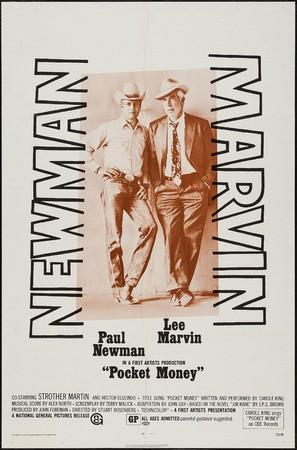 Pocket Money - Movie Poster (thumbnail)