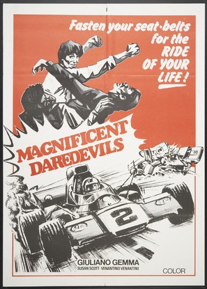 Troppo rischio per un uomo solo - Movie Poster (thumbnail)