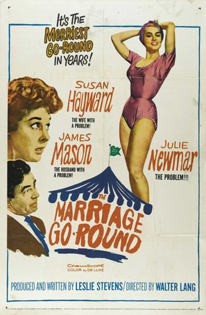 The Marriage-Go-Round - Movie Poster (thumbnail)