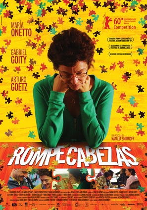 Rompecabezas - Argentinian Movie Poster (thumbnail)