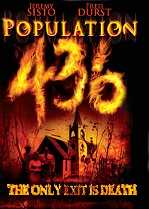 Population 436 - DVD cover (thumbnail)
