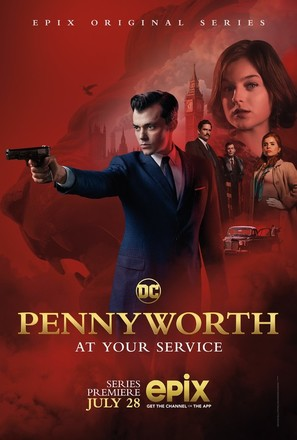 """Pennyworth"" - Movie Poster (thumbnail)"